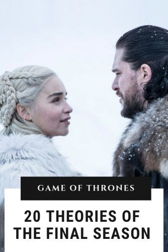 Theories Of The Final Season 'Game of Thrones'