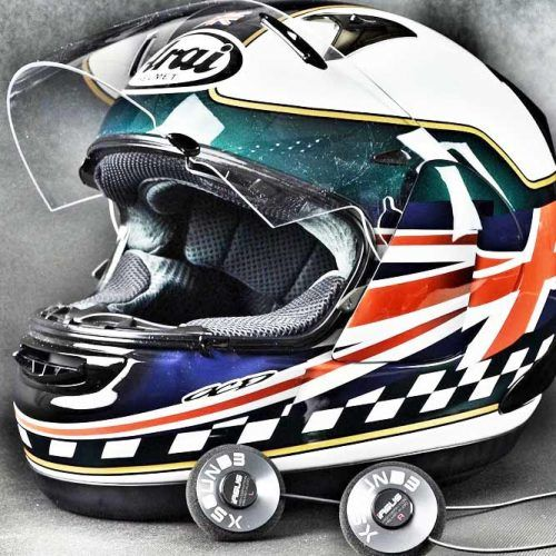 Helmet Speaker #techgift