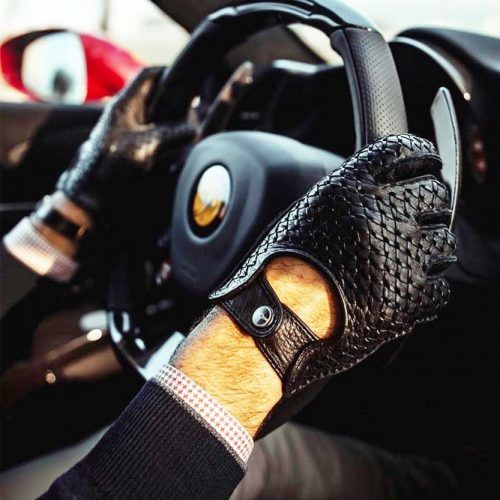 Driving Gloves #leathergloves