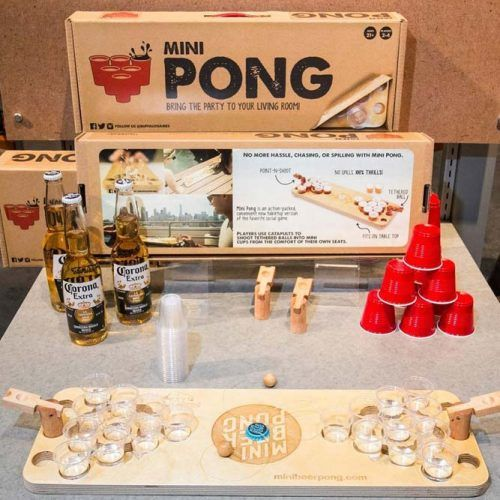 Mini Pong #funnygift
