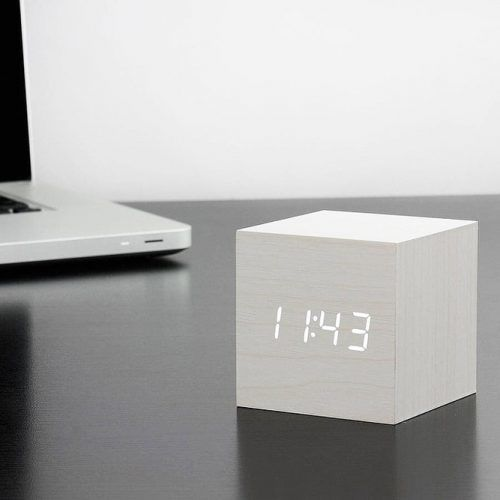 An Informative Clock #techgift