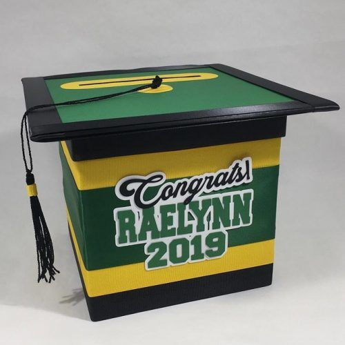 Cap Graduation Card Box Design #capgraduationbox