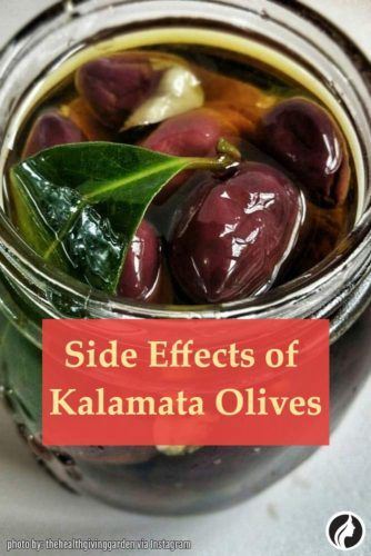 Side Effects Of Kalamata Olives #sideeffects