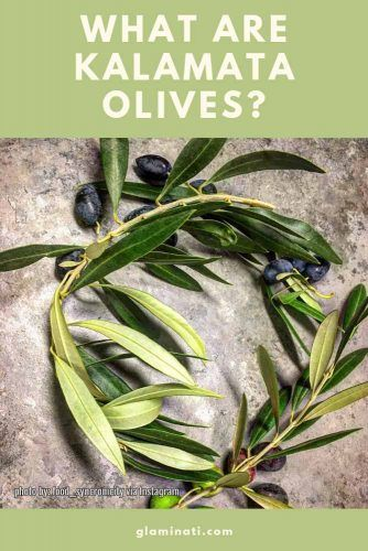 What Are Kalamata Olives #olives