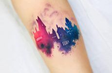 Harry Potter Tattoos For True Fans Of The Magical Story