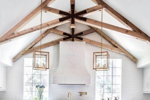 Vaulted Ceiling Designs That Deserve Your Attention