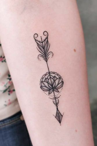 Arrow Tattoo Meaning And Symbolism