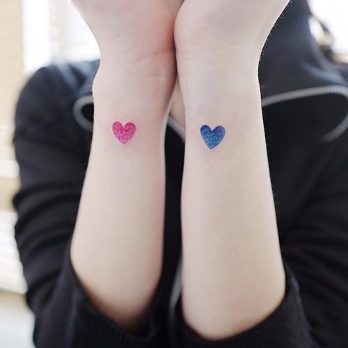 Popular Designs Options Of Heart Tattoos #wristtattoo #hearttattoo