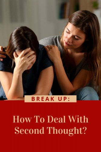 How To Deal With Second Thought? #love #relationship