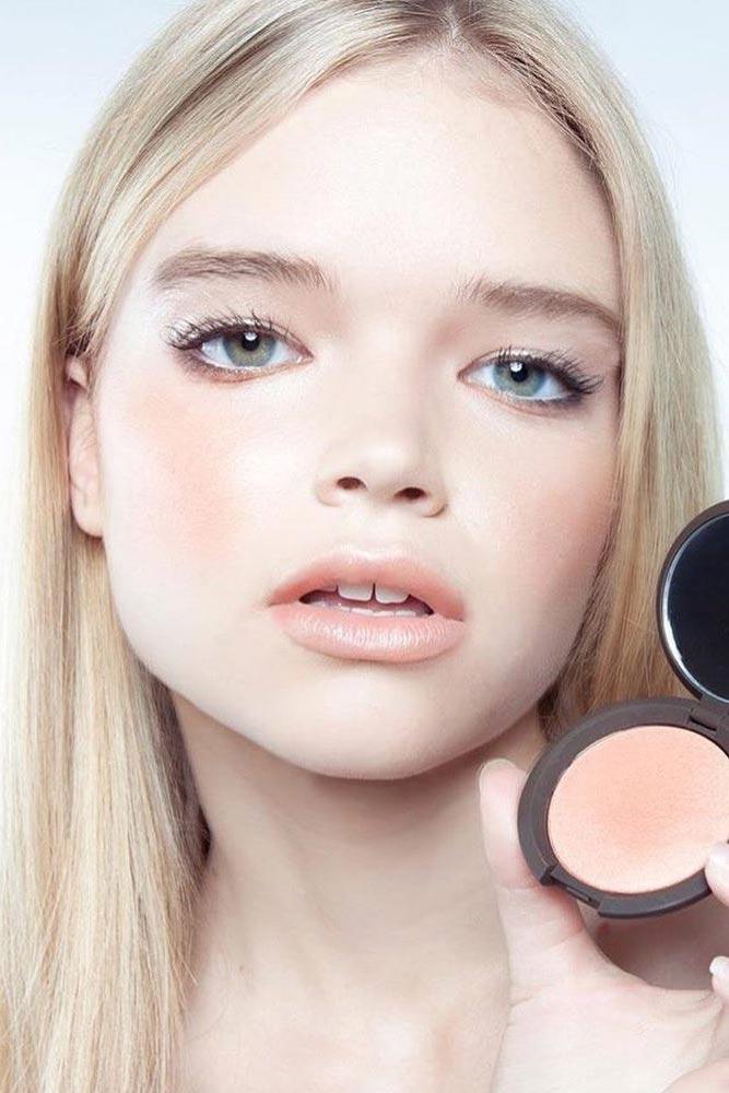Best Blush For Pale Skin #blushforpaleskin