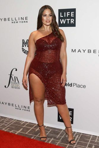 Ashley Graham #ashleygraham