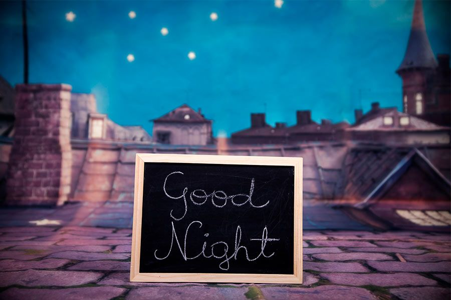 Good Night Quotes To Exchange Before Sleep