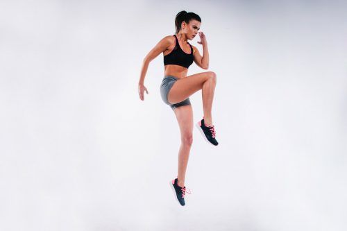 Jumping Jacks: Fun And Useful Exercise For The Whole Body