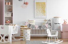 Gorgeous Nursery Ideas To Bring Up Your Baby With Taste For Style