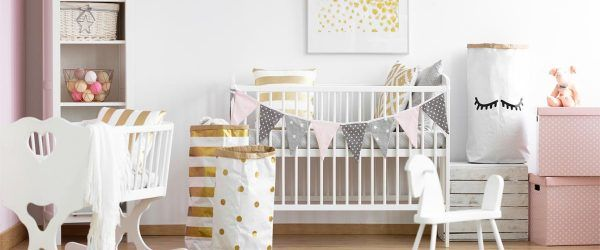 21 Gorgeous Nursery Ideas To Bring Up Your Baby With Taste For Style