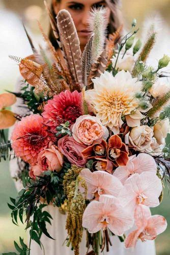 Bride's Wedding Bouquet #weddingbouquet #bridesbouquet