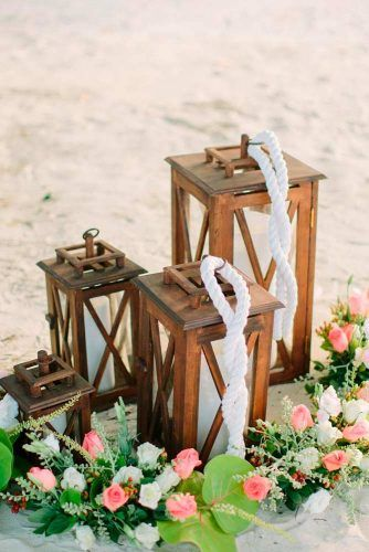 Add More Romance With Lanterns #lanterns #weddingdecor