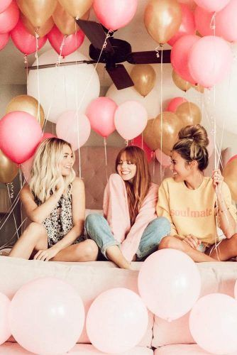 Home Birthday Party Ideas #homeparty