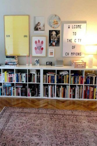 Cubbies Bookcase Design #cubbiesstirage