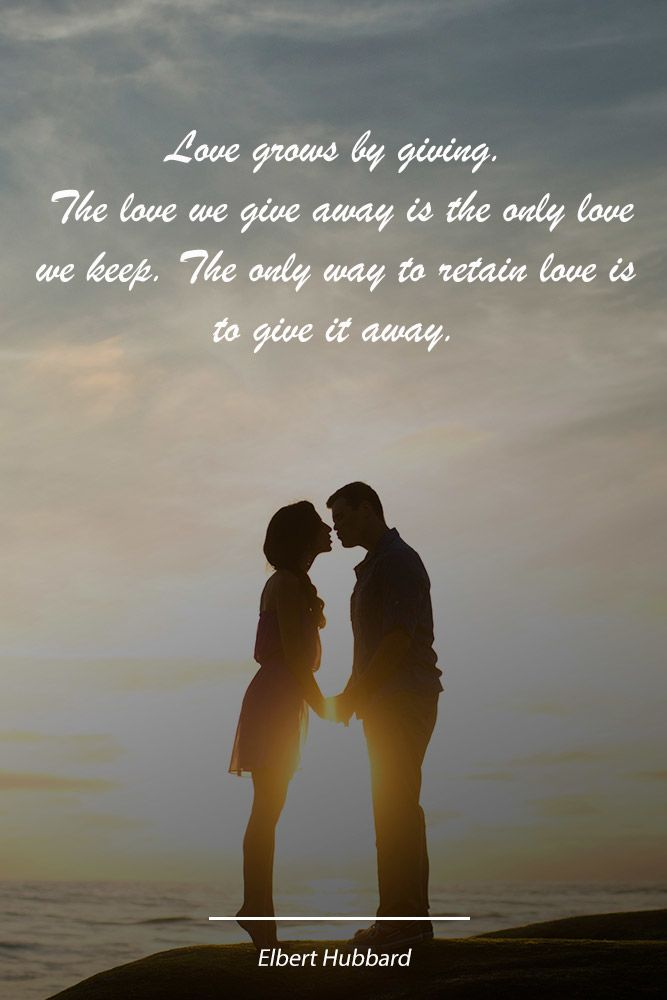 Love grows by giving #love #qoutes #life