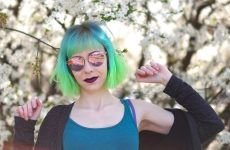 The Top Green Hair Color Ideas And How To Get Them