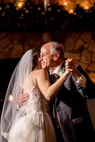 Bride's Dancing With Father #wedding #weddingphoto