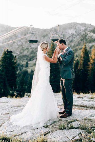 The Hand Kiss #wedding #weddingphoto