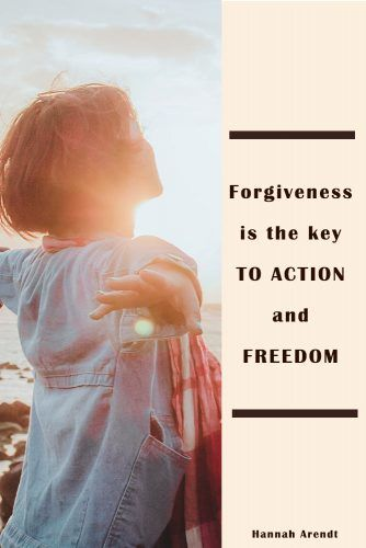 Forgiveness is the key to action and freedom. #quotes #relationship