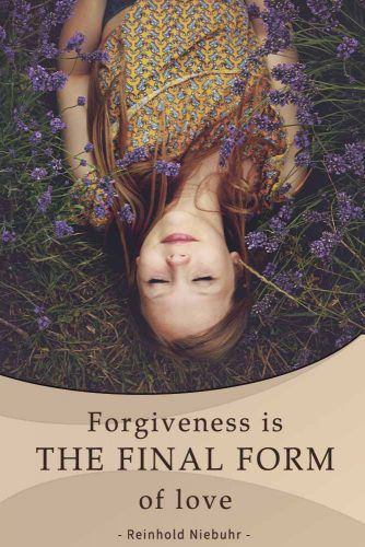 Forgiveness is the final form of love #quotes #relationship