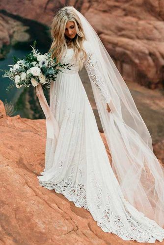 Broderie Anglaise Wedding Dress #broderieanglaise #weddingdress