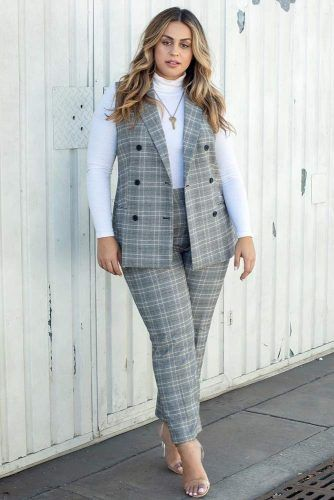 A Formal Suit Outfit Idea #formaloutfit #trousers
