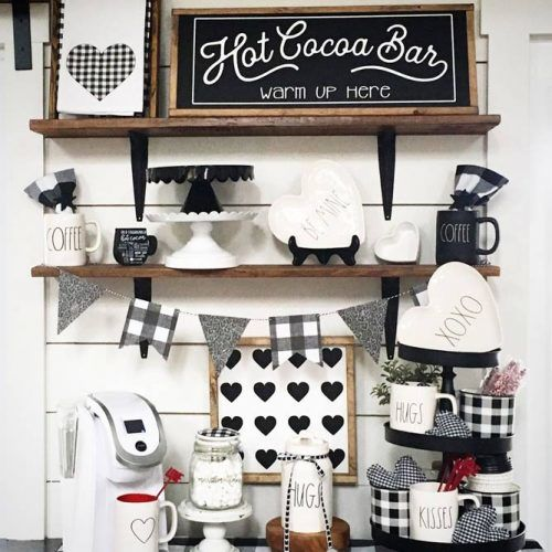 Hot Cocoa Bar #cocoabar
