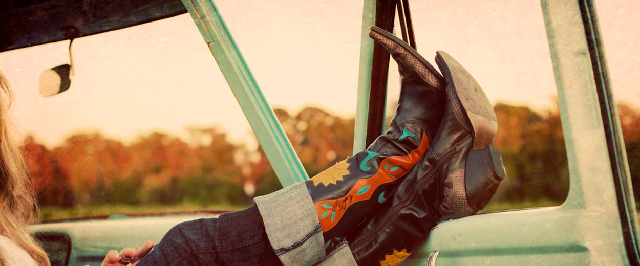 Incorporate Your Cowboy Boots Into Your Every Day Look With Style