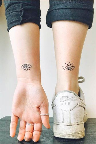 Lotus Flower Tattoos #lotusflowertattoo #lotustattoo