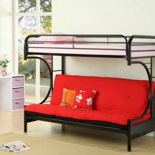 Bunk Bed #futonbed #futonmattress