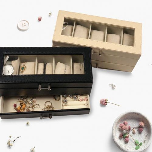Small Jewelry Box #smalljewelryorganizer