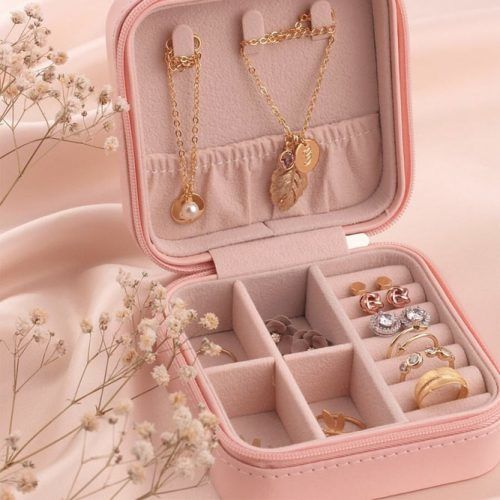 Travel Jewelry Organizer #jewelrycase
