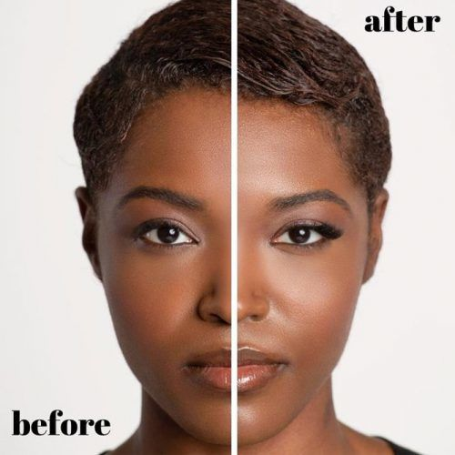 Before And After Magnetic Lashes Effect #magneticeyelasheseffect