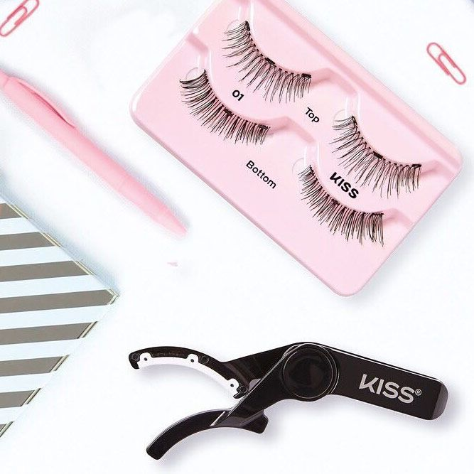 Kiss Magnetic Eyelashes #kissmagneticlashes #rewies