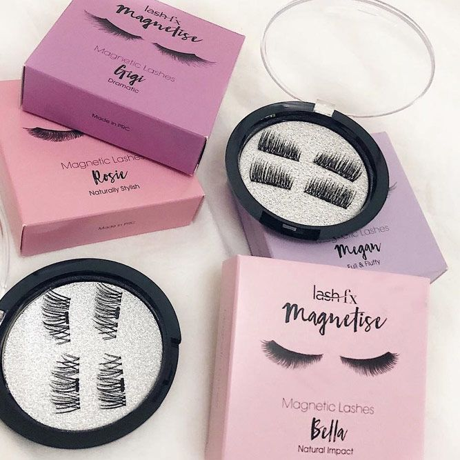 Fx Magnetic Eyelashes Brand #rewies #bestmagneticlashes