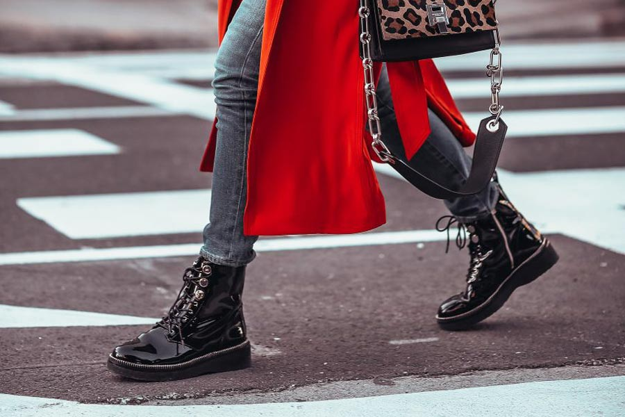 Stylish Combat Boots Combos Every Fashionable Lady Should Consider