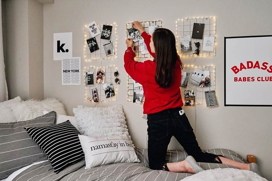 Lovely Dorm Room Ideas To Tare Room Décor To The Next Level
