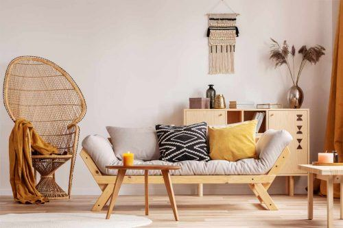 Useful And Practical Modern Futon Examples To Consider