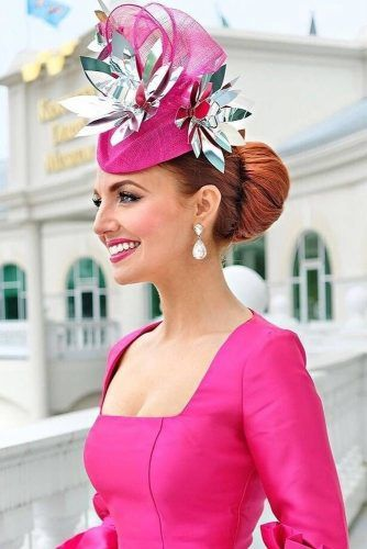 Derby Hat #fascinatorhat