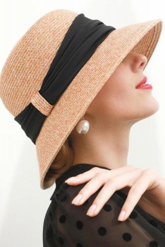 Cloche Hat #frenchhat #frenchstyle