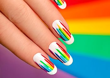 24 Acrylic Nails Ideas That You Can't Pass By