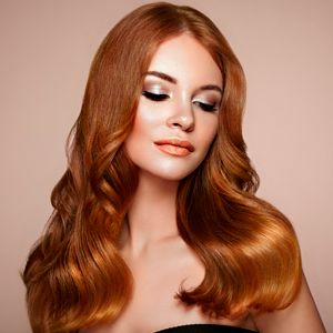 Saucy Color And Style Options For Auburn Hair