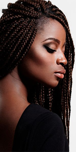Protective & Stylish Box Braids: How To Do, Style, And Rock The Natural Hair Trend