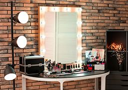 Makeup Vanity Table Designs to Decorate Your Home