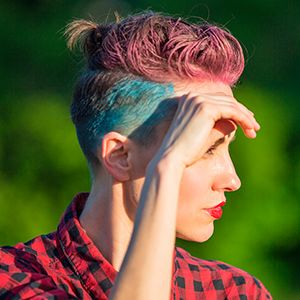 Stylish Undercut Women Hair Ideas